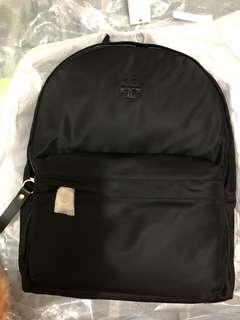 Tory Burch backpack black 全新正貨