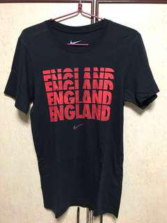 Nike T Shirt - England