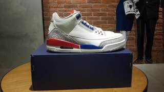Jordan 3 internasional flight