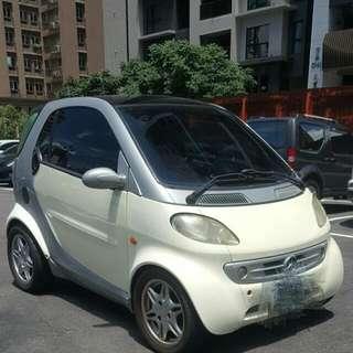2000年Benz Smart