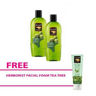 BUY 2 GET 1 FREE - HERBORIST BODY WASH ZAITUN