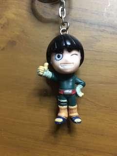 Keychain figurine