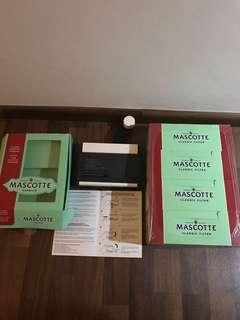 Mascotte Premium tobacco injector set