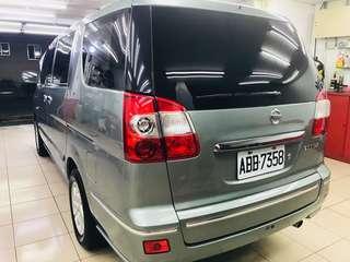 Nissan QRV 08 2.5 8人座 自售