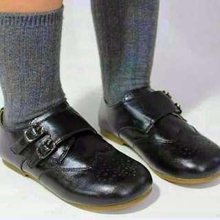 🚚 🇰🇷正韓Bimba童鞋 娃娃鞋 女小皮鞋 21號