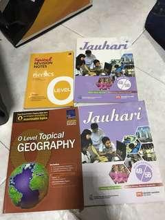 Textbooks sale!