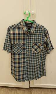 Topman Assymetrical shirt