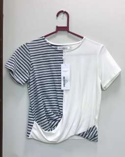 NEW Cotton Ink Ethes Top