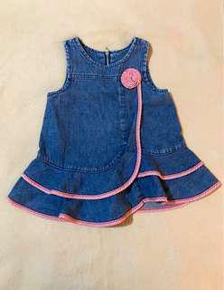 Denim Baby Overalls/Jumper