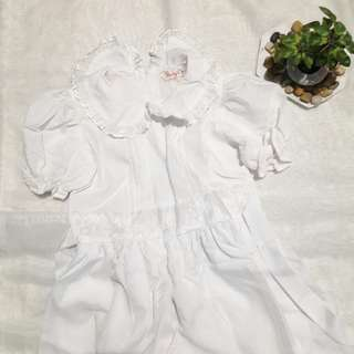 First Communion White Dress