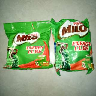 Ready!! Milo 50cube
