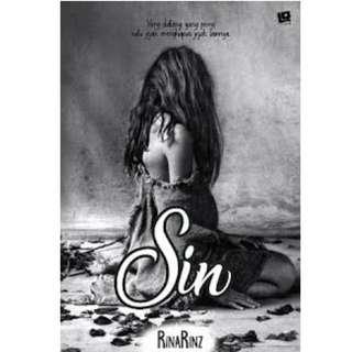 Ebook Sin - Rina Rinz