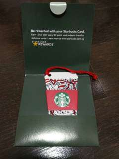 STARBUCKS COLLECTION CARD