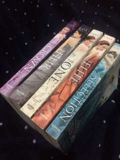 The Selection Series - Complete - Paperback
