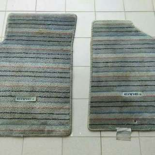 Honda Civic SH3 EF9 Front Carpet