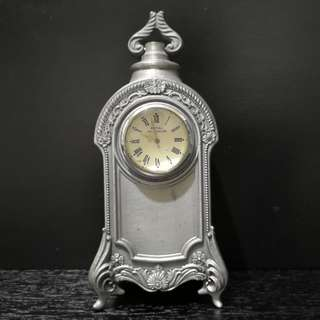 Vintage royal selangor clock