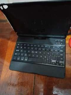 IPad case連藍牙鍵盤