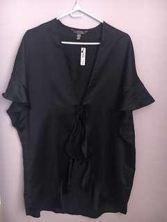 Victoria's Secret silk robe / kimono