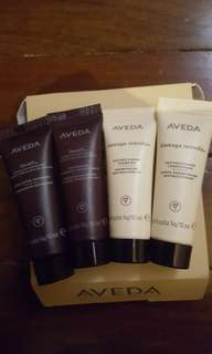 Aveda Haircare Sample Set