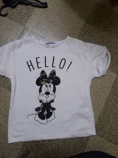 T-shirt Mickey kids