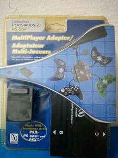 BNIB Playstation Multi-player Adaptor.