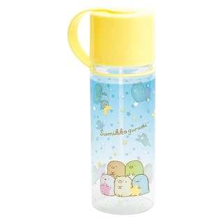 San-X 日本正版 Sumikko Gurashi 角落生物 水樽型 筆盒 (黃)