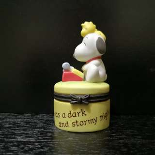 Snoopy jewelry box