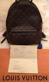 BEST PRICE! AUTHENTIC LV BACKPACK PALMSPRING MONOGRAM