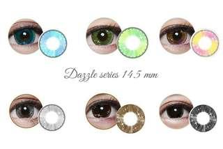 Dazzle Contact Lenses