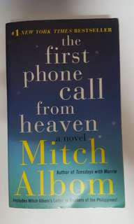 The First Phone Call From Heaven by Mitch Albom