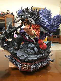 海賊王/航海王-凱多One Piece Model Palace Yonko Kaido Resin Statue