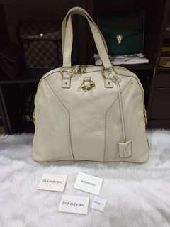 Guaranteed Authentic Ysl Muse Large
