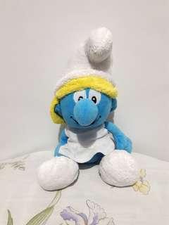 Smurfette stuffed toy