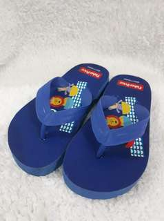 Fisher Price Blue Slippers