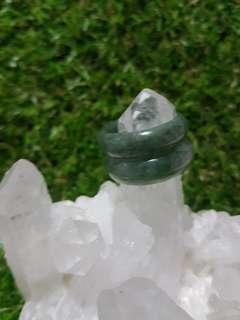 ⭐Ring GradeA Myanmar Jade