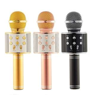 🚚 Wireless Bluetooth Microphone