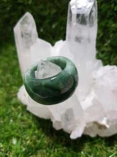 ⭐翡翠扳指 GradeA Myanmar Jade