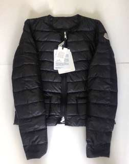 Moncler Down Jacket (Black)