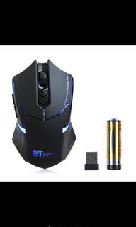 ETX-08 Professional Wireless Gaming Mouse Mice