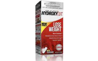 [IN-STOCK] Hydroxycut Pro Clinical Weight Loss Supplement - 72 Count