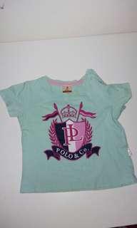 Polo Baby Shirt