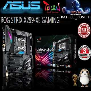 ASUS X299-XE STRIX GAMING MOTHERBOARD ROG. ( 3 Years Warranty )