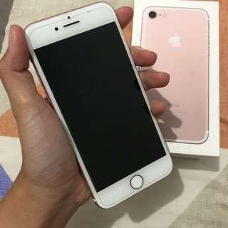 Iphone 7 32gb mulus fullset