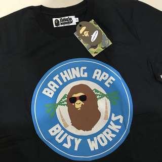 [ORIGINAL] Bape Busy Works Tshirt