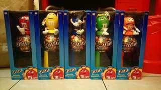 全新2006年澳洲版M&M's新奇糖果機組