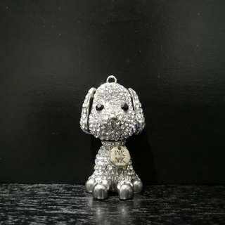 Mk dog figurine