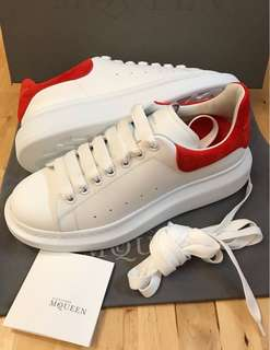 Alexander Mqueen波鞋 sneakers