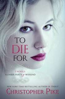 TO DIE FOR (English novel)