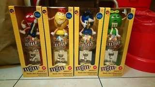 全新2008年澳洲版M&M's搖滾糖果機組