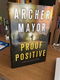Proof positive -Archer Mayor